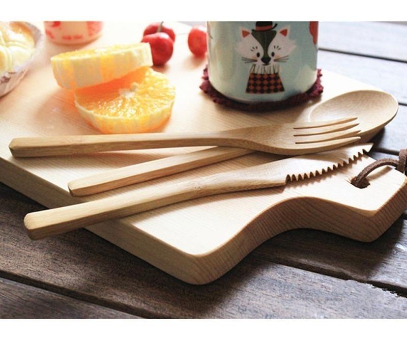 sturtup nacional cria talheres de bambu