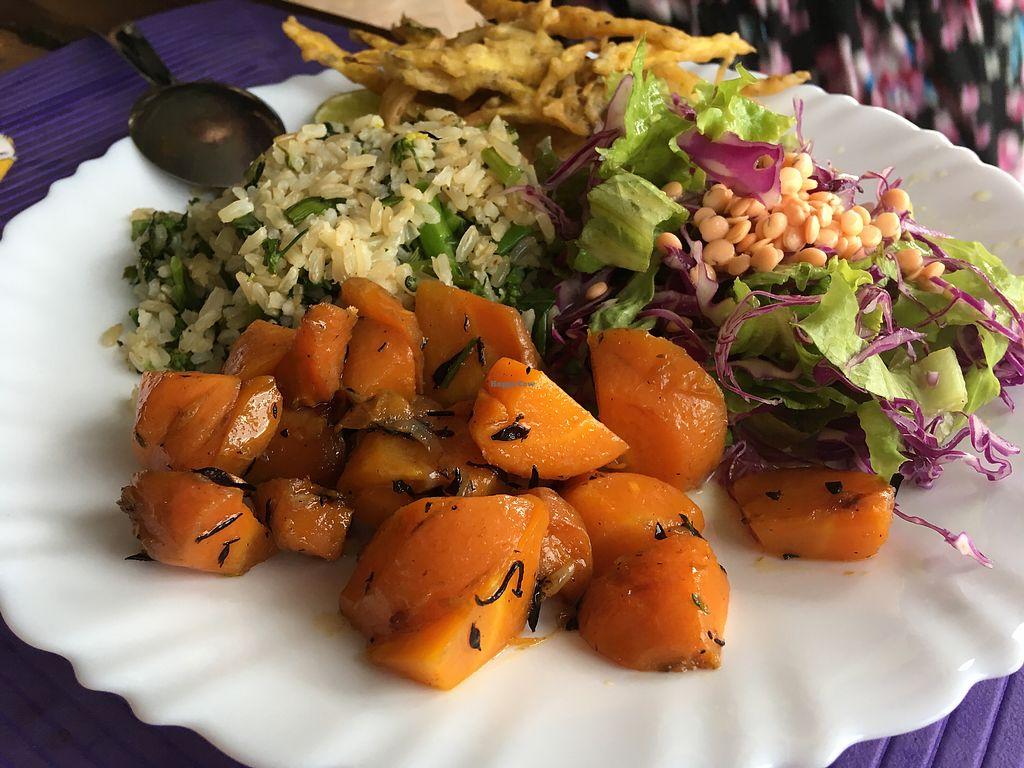 comida vegana é aposta de búzios para conquistar público urbano