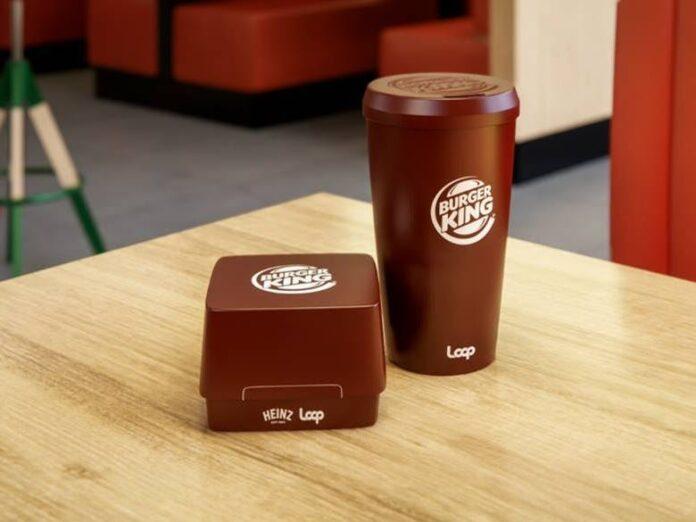 saiba mais sobre a ação de embalagens retornáveis do burger king
