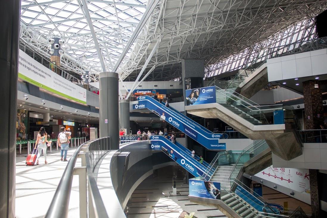 aeroporto do recife segue como o mais movimentado do ne