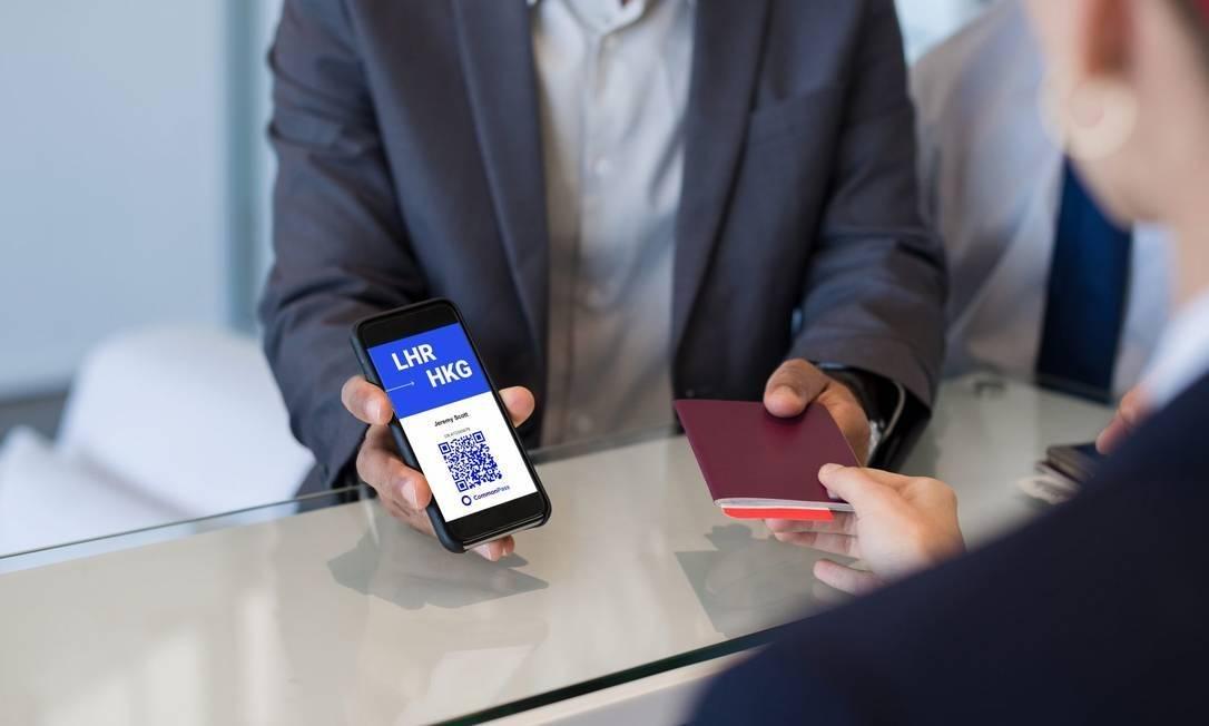 passaportes digitais das vacinas como será em cada país